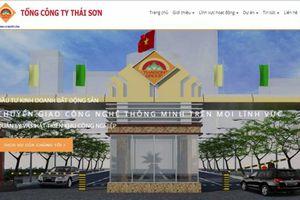 Thái Sơn Group có người đại diện mới thay ông Phùng Danh Thắm