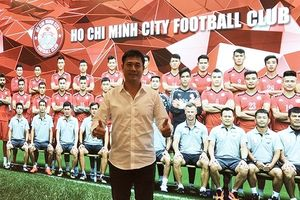 HLV Nguyễn Hữu Thắng chính thức trở thành Chủ tịch CLB TP.HCM