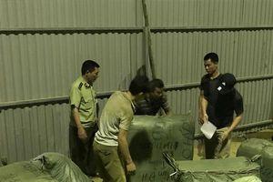 Lạng Sơn: Thu giữ 13.280 sản phẩm may mặc không có chứng từ