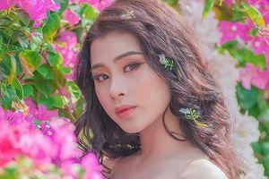 Nhan sắc Á khôi Duyên dáng Áo dài TPHCM dự thi Hoa hậu Việt Nam