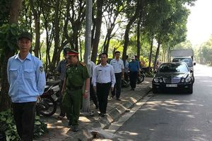 Phường Việt Hưng lập lại trật tự đô thị, xử lý nghiêm vi phạm