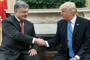 Scandal gây sốc: Ukraine trả 400.000 USD để được đàm phán với ông Trump?