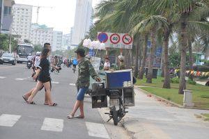 Đà Nẵng dùng camera xử lý nạn chèo kéo khách du lịch