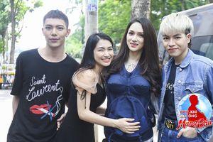 Đi tìm trai đẹp 6 múi như Vĩnh Thụy cho Hương Giang, gia đình Hoa dâm bụt 'té ngửa' khi đụng độ 'anh rể'