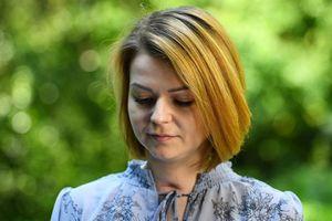 Con gái cựu điệp viên Nga lần đầu xuất hiện trong cuộc phỏng vấn 'đáng ngờ'