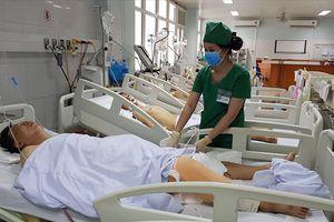 Lật xe khách tại Lào: 6 nạn nhân được chuyển về cấp cứu tại Nghệ An