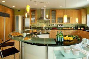 Những lưu ý trong phong thủy nhà bếp để gia đình êm ấm, tài lộc dồi dào