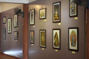 Giới thiệu di sản tượng thờ Phật giáo trong quá trình tiếp biến văn hóa ở miền Trung