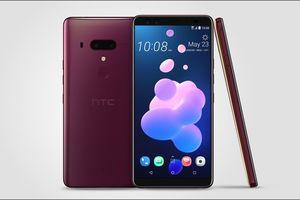 HTC giới thiệu U12 plus: màn hình lớn hơn, thiết kế độc đáo hơn và cảm ứng cạnh viền mới nhất