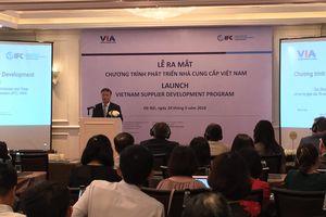 Giúp doanh nghiệp Việt trở thành nhà cung cấp cho các công ty đa quốc gia