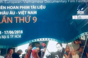Hé lộ Trailer liên hoan phim Tài liệu Châu Âu – Việt Nam lần thứ 9