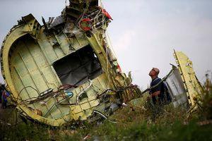 Thêm kết luận về vụ máy bay Malaysia MH17 rơi