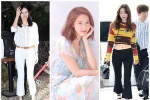 Street style sao Hàn: Yoona xinh như tiên nữ - 'Chị đẹp' Son Ye Jin dát toàn hàng hiệu