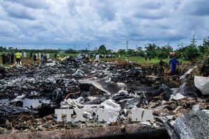 Vụ tai nạn máy bay tại Cuba: Tìm thấy hộp đen thứ hai