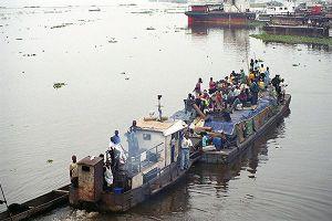 Đắm tàu tại Congo, 50 người chết