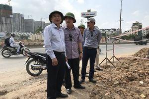 Giải phóng mặt bằng đường Phạm Văn Đồng: Gần một năm vẫn 'giậm chân tại chỗ'
