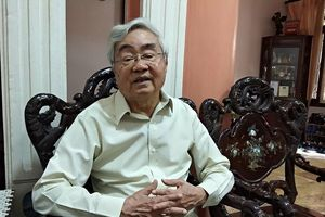 Nguyên Bộ trưởng Bộ Giáo dục Phạm Minh Hạc: Tiếc cho đề án Máy tính Bác Tô