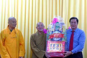 Cần Thơ: Chúc mừng đại lễ Phật đản 2018