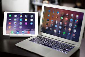 Macbook Air đang giảm 4 triệu, iPad 2018 giảm 1,5 triệu tại VN