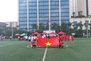 Press Cup 2018: Đội báo PLVN vượt qua đội Dân trí giành giải 3
