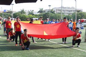 Lễ Bế mạc Press Cup 2018 khu vực Hà Nội: Báo Pháp luật Việt Nam dành tấm vé thứ 3 tham dự VCK toàn quốc