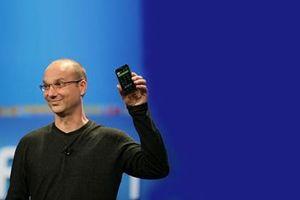 'Cha đẻ' Android rao bán công ty và ngừng phát triển smartphone mới