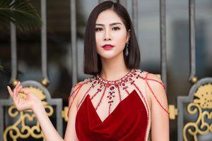 Chân dài 1,76m Hoàng Hạnh: Phụ nữ đẹp không làm kinh tế khó hạnh phúc