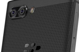 BlackBerry tung video nhá hàng Key2