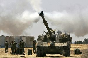 Quân đội Israel tấn công liên tiếp các mục tiêu Hamas ở Dải Gaza