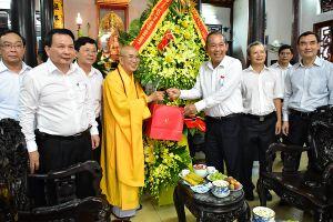 Phật giáo là bộ phận không thể tách rời trong khối đại đoàn kết các dân tộc Việt Nam