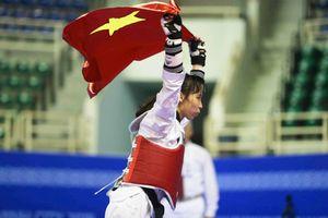 Á quân Taekwondo thế giới, Kim Tuyền giành ngôi vô địch châu Á