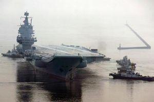 Báo Mỹ chê thậm tệ tàu sân bay nội địa đầu tiên của Trung Quốc