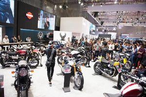 Loạt mô tô phân khối lớn sẽ xuất hiện tại AutoExpo 2018