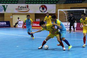 Futsal HDBank VĐQG 2018: Sanatech Sanest Khánh Hòa tạm chiếm ngôi đầu