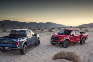 'Siêu bán tải' Ford F-150 Raptor 2019 vừa ra mắt có gì hấp dẫn?