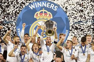 Real Madrid - 'ông Vua Champions League' đích thực
