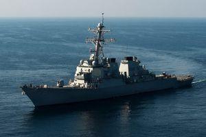 Mỹ đưa 2 tàu chiến đến sát Hoàng Sa, Trung Quốc tức giận nhưng không dám làm gì