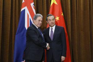 Đảng cầm quyền New Zealand bị tố nhận tiền từ Trung Quốc