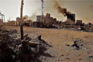 Khốc liệt cuộc chiến của 'Hổ Syria' trên mặt trận Deir Ezzor