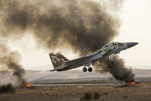 Israel tuyên bố sẽ giáng đòn tấn công Iran trên toàn lãnh thổ Syria