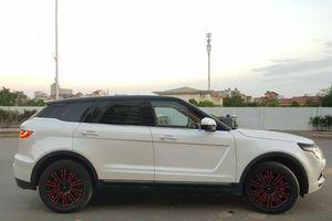 Cận cảnh Zoyte Z8 được khách hàng Việt độ chế thành Range Rover