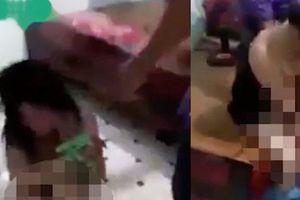 Khởi tố bị can 2 phụ nữ trong vụ đánh ghen ở Cà Mau