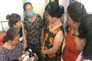 Vụ bé sơ sinh bị chôn sống: Nhiều người muốn nhận bé làm con nuôi Chia sẻ