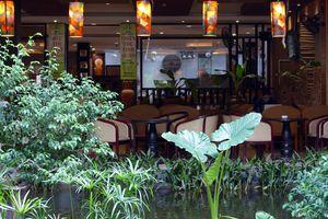 Quán 'độc' ở Sài Gòn: Thiên Thu tịnh quán - cõi thiền giữa chốn lao xao