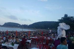 Thu 500 nghìn ghế ngồi ở Đồ Sơn: Phạt chủ quán 2 triệu đồng
