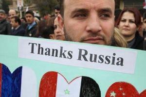 Sức mạnh Nga, tiền Trung Quốc: Bộ đôi vực dậy Syria