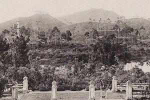 Ngắm diện mạo lăng mộ các vua nhà Nguyễn 100 năm trước