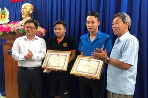 Cướp đâm người truy đuổi ở TP HCM: 'Nếu thấy tội phạm vẫn sẽ không tha'