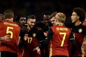 Tuyển Bỉ tại World Cup 2018: Thành bại ở hàng tiền vệ?