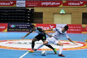Futsal HDBank VĐQG 2018: Hải Phương Nam ĐHGĐ nối dài mạch bất bại